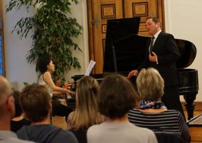 Konzert in Engelberg